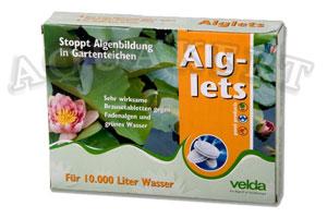 Aquakert Webáruház - VELDA Alglets algairtó tabletta