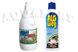 Aquakert Webáruház - VELDA Algae Away tóápolószer