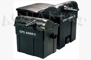 Aquakert Webáruház - VELDA CFS átfolyó tószűrő + UV-C