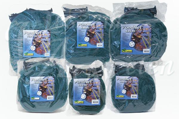Aquakert Webáruház - UBBINK Lombvédő háló tóháló