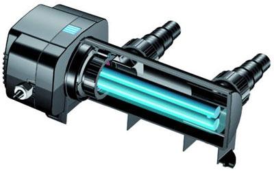 UV-C belső