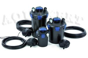 Kerti tó Webáruház - Biopress Set nyomásszűrő + UV-C + szivattyú