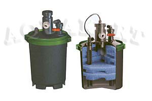 Kerti t� Web�ruh�z - Bio pressure nyom�ssz�r� + UV-C