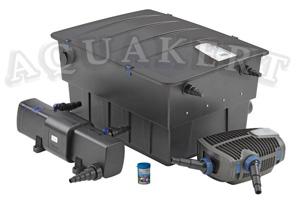 Kerti tó webáruház - OASE Biotec Screenmatic Set átfolyó tószűrő + UV-C + szivattyú