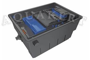 Kerti tó webáruház - OASE Biotec Screenmatic 60000 átfolyó tószűrő