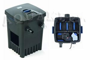 Kerti tó webáruház - OASE Filtomatic CWS átfolyó tószűrő + UV-C