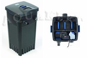 Kerti tó webáruház - OASE Filtomatic CWS 14000 átfolyó tószűrő + UV-C