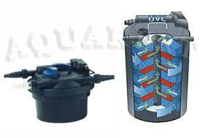Kerti tó webáruház - OASE Filtoclear nyomásszűrő + UV-C