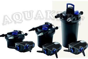 Kerti tó Webáruház - Filtoclear Set nyomásszűrő + UV-C + szivattyú