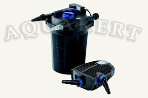 Kerti tó webáruház - OASE Filtoclear Set nyomásszűrő + UV-C + szivattyú