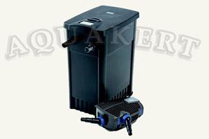 Kerti tó webáruház - OASE Filtomatic CWS Set átfolyó tószűrő + UV-C + szivattyú