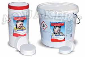 Kerti tó webáruház - BRILLANT POOL Maxi klórtabletta fertőtlenítő