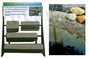Kerti tó webáruház - OASE Dekorfólia