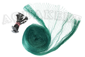 Kertitó Webáruház - Lombvédő háló kerti tó tóháló
