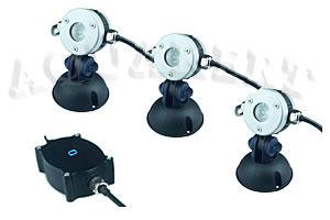 Kerti t� Web�ruh�z - Lunaqua Mini LED v�zalatti vil�g�t�s