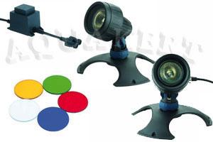 Kerti tó webáruház - OASE Lunaqua 3 vízalatti világítás