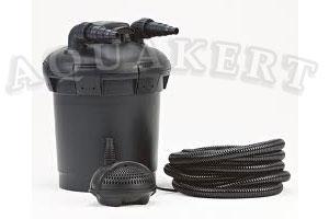 Kerti tó Webáruház - PondoPress Set nyomásszűrő + UV-C + szivattyú