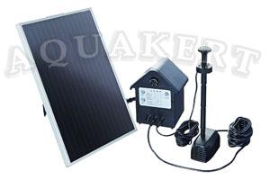 Kerti tó webáruház - PONTEC PondoSolar 250 Plus szolár napelemes szökőkútszivattyú
