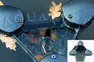 Kerti tó webáruház - OASE SwimSkim úszó szkimmer