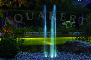 Kerti tó webáruház - OASE Water Trio vizijáték