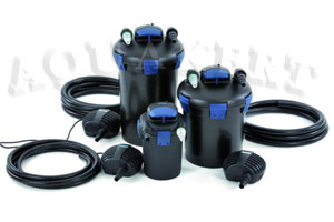 Kertitó Webáruház - OASE Biopress Set nyomásszűrő + UV-C + szivattyú
