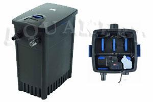 Kertitó Webáruház - OASE Filtomatic CWS átfolyó tószűrő + UV-C 1