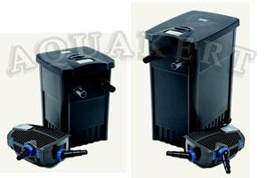 Kertitó Webáruház - OASE Filtomatic CWS Set átfolyó tószűrő + UV-C + szivattyú
