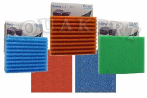 Kertitó Webáruház - OASE Szűrőszivacs szett<br>Biosmart 5000 tószűrő alkatrész